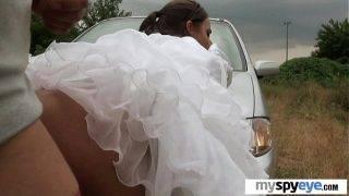 A csalódott menyasszony és az idegen