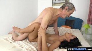 Vivien és a nagypapa